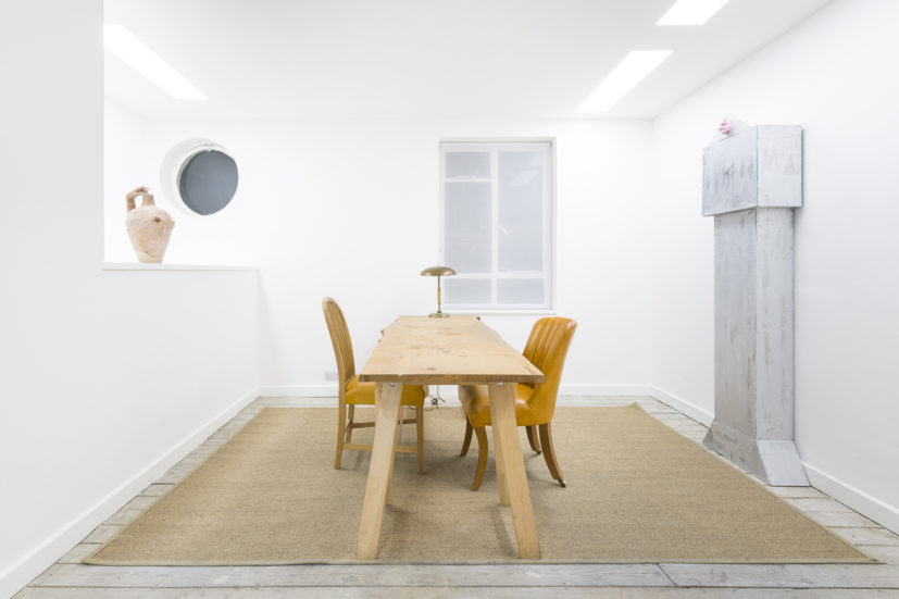 'Interiority, installation view'. Photo credits Damian Griffiths.