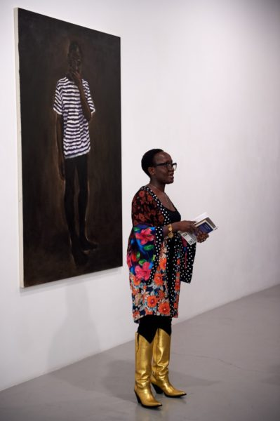 The Artist's Table with Lynette Yiadom-Boakye, 12 March 2018