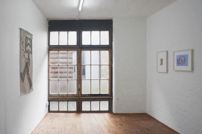 Charlotte Johannesson, courtesy the artist and Hollybush Gardens. Photo: Andy Keate