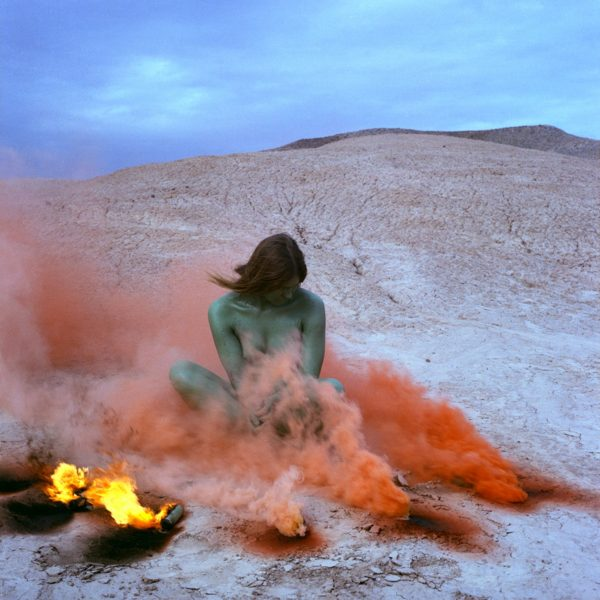 Judy Chicago, Immolation, 1972. Courtesy of the artist, Salon 94, New York and Jessica Silverman Gallery, San Francisco.