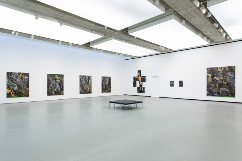 Simon Ling, installation view, Towner Art Gallery. Photographer: Rob Harris