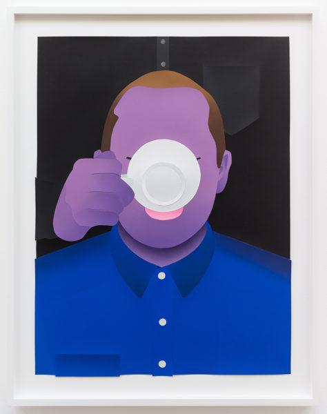 Anthony Iacono, 'Last Coffee', 2017. Image courtesy of the artist and The Approach, photo © The Approach Gallery.