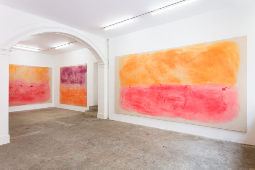 Installation view of BANK: Summa at Piper Keys, 1 June – 7 July 2019. Courtesy the Artists and Piper Keys. Photography: Mark Blower