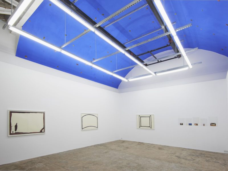 Installation view, Hollybush Gardens. Courtesy the artist. Photo: Andy Keate.