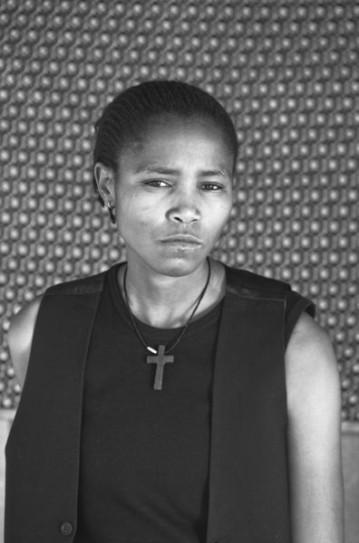 Thembela Dick Nyanga East Cape Town 2011, from the series Faces and Phases, 2006-present. © Zanele Muholi. Courtesy of Stevenson, Cape Town/Johannesburg
