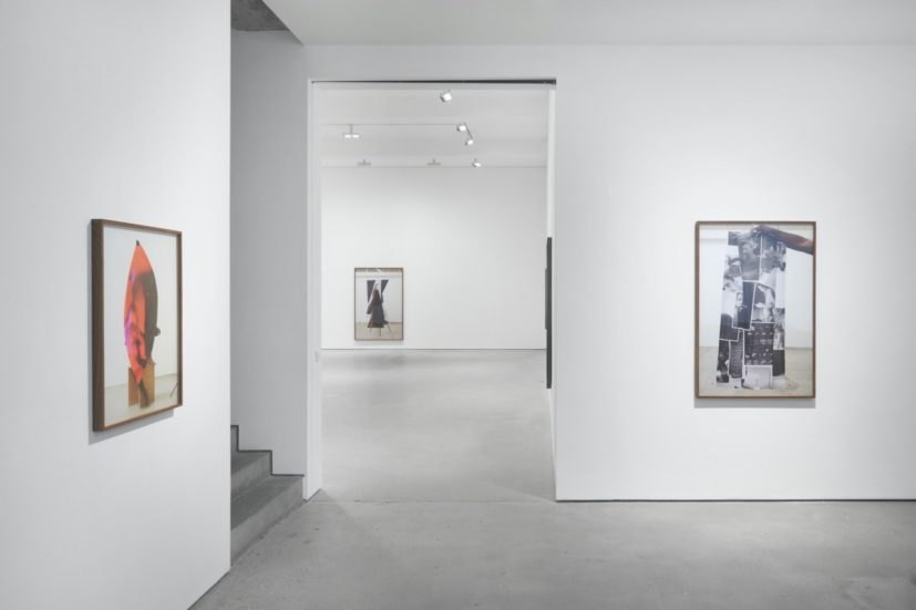 Paul Mpagi Sepuya, Condo London in association with Team Gallery, exhibition view, Modern Art, Vyner Street, London, 11 January - 15 February 2020. Photo: Ben Westoby. Courtesy the artist, Modern Art, London & Team Gallery, New York