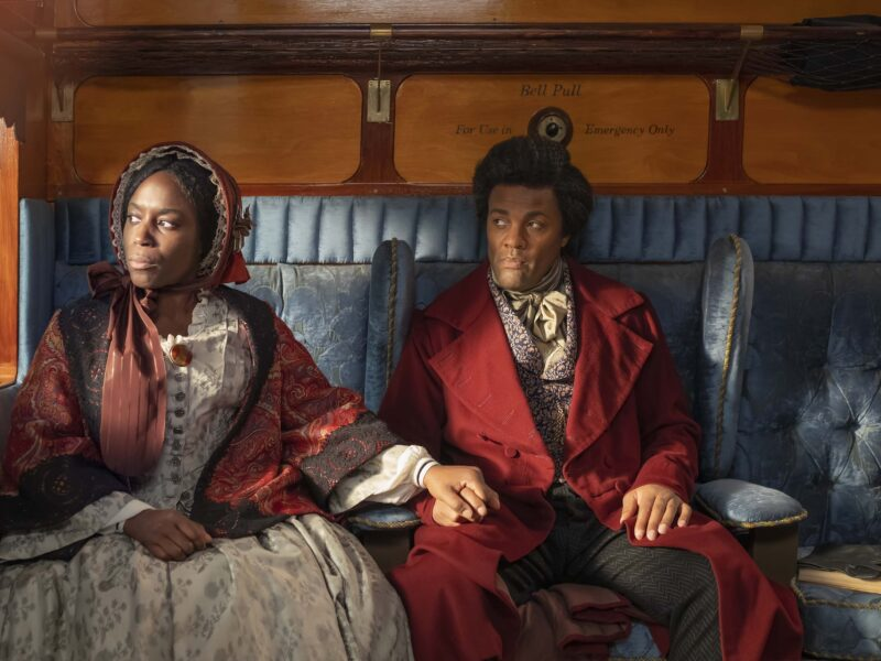 Isaac Julien, 'The North Star (Lessons of the Hour)', 2019. Courtesy of the artist and Victoria Miro, London/Venice, Metro Pictures, New York