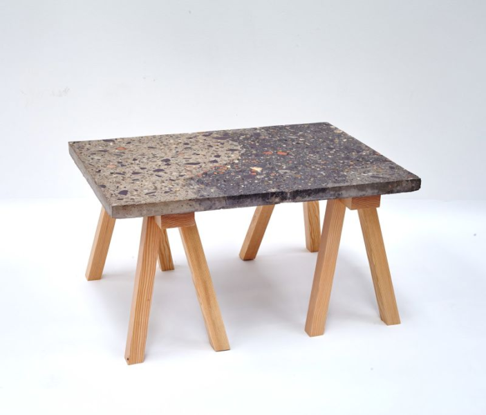Granby Rock counter top. Image courtesy of the Granby Workshop
