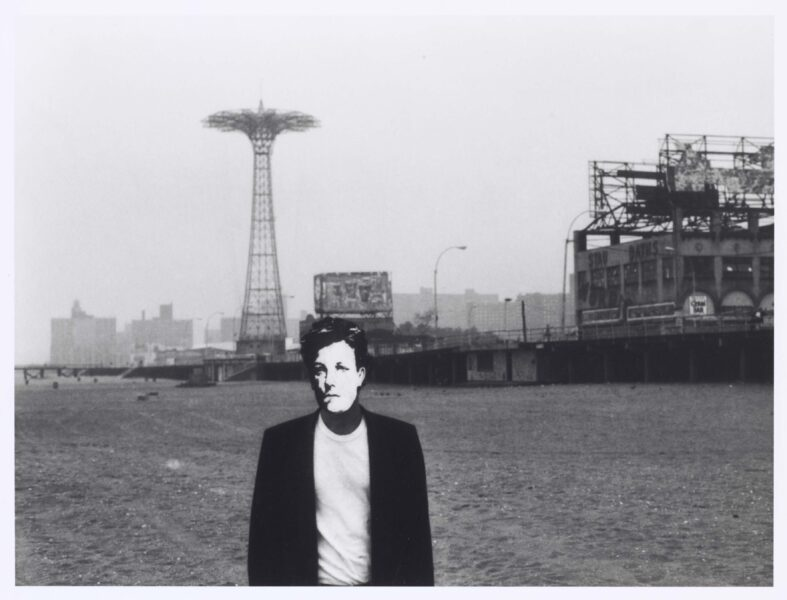 David Wojnarowicz 'Coney Island', 1978-1979. Museum Ludwig. Courtesy of David Wajnarowicz and P.P.O.W, New York. resproduction: Rheinisches Bildarchiv Koln, Cologne.