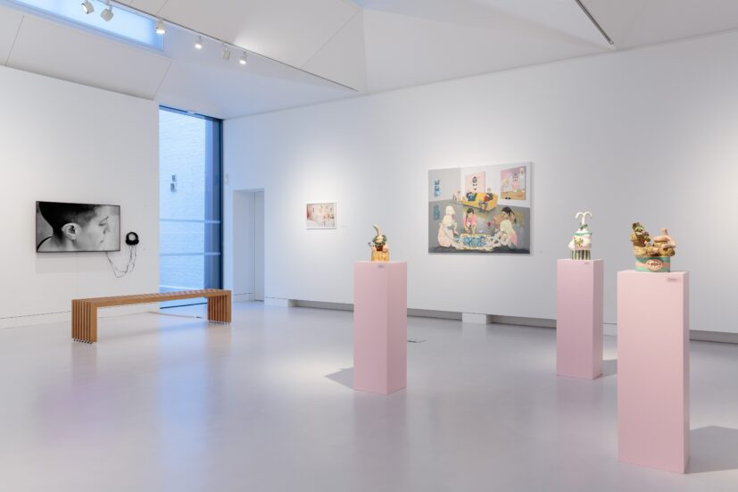 Installation view, Mother Art Prize 2020