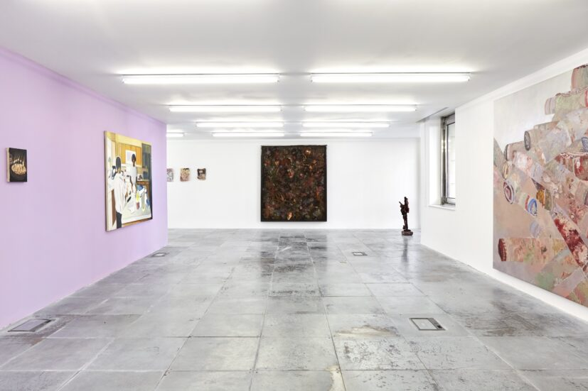 Installation view of homeplace at V.O Curations