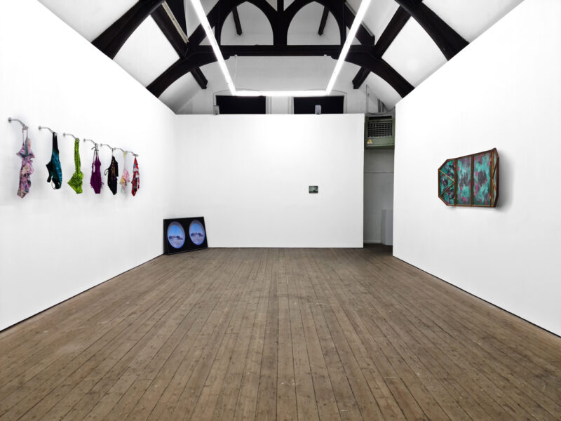 Here Be Dragons, a Reprise, installation view at Copperfield, London.