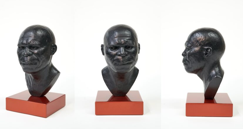 Thomas J. Price, Mental Structure #20 (A Long Time Now) (3 views), 2015. Purchased with support from Art Fund, Contemporary Art Society and the Heslam Trust, 2020/21