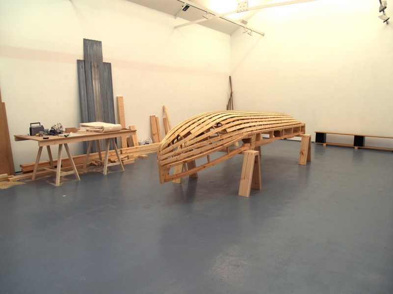 Rite of Passage, Installation View