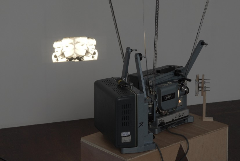 Le Double (installation view)