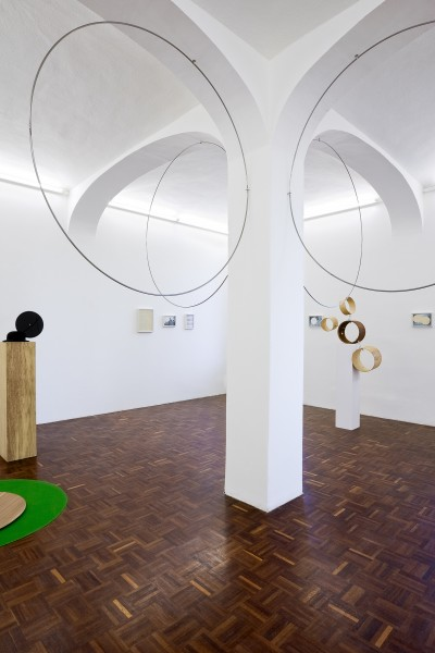 Four Dances (installation view from 'Stolen Thunder')