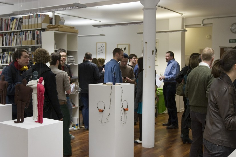 Nous Vous Rotate private view