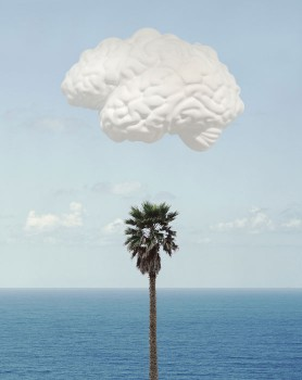 John Baldessari, Brain/Cloud