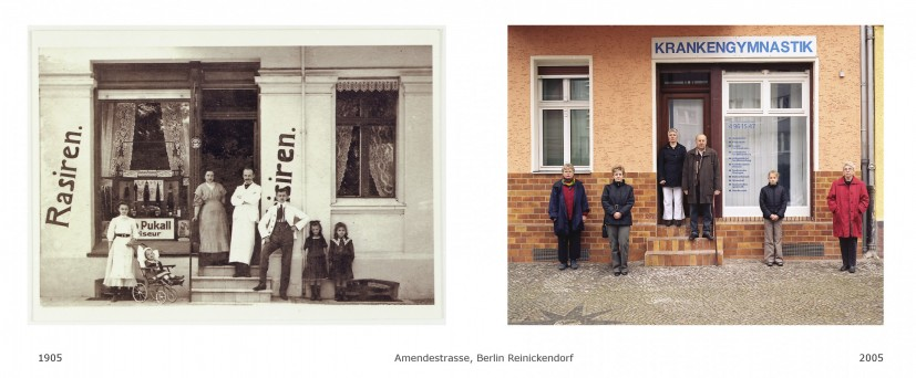 Amendestrasse, Neighbours (Berlin)