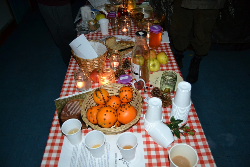 Feast at Stonebridge City Farm