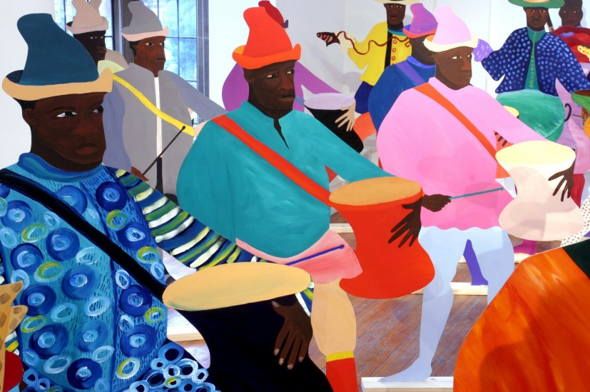 Naming The Money - Drummers & Dancers