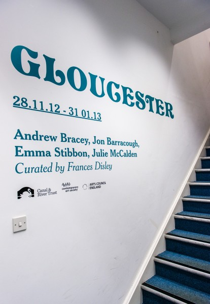 Canal & River Trust Exhibition, Gloucester
