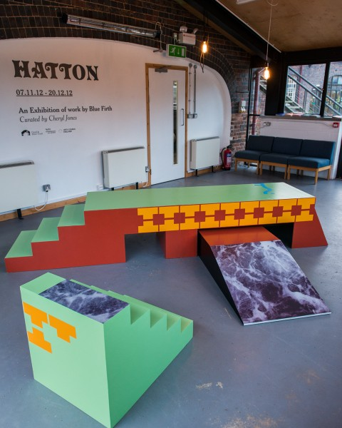 Canal & River Trust Exhibition, Hatton