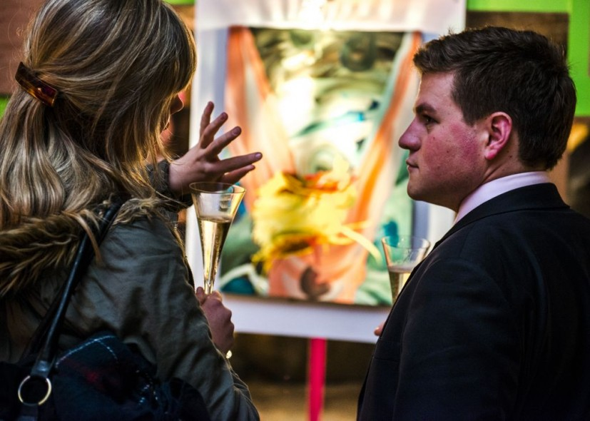 Contemporary Art Society's Annual Fundraiser WANDERLUST
