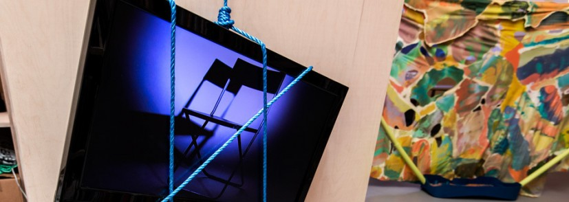 PROJECT 02: Verging on the Absurd, installation view. 5 April - 28 June 2013. Photo: Joe Plommer
