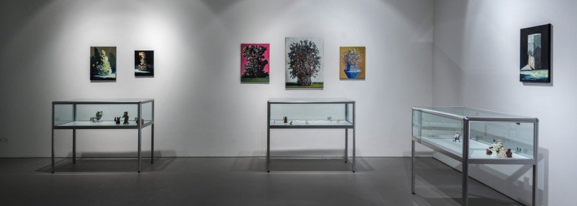 Displays - Ivan Seal at the Contemporary Art Society (19 April 2013)
